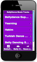 Screenshot of Belly Dancing Music (Free)