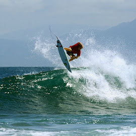 jump by Arman Setiawan - Sports & Fitness Surfing