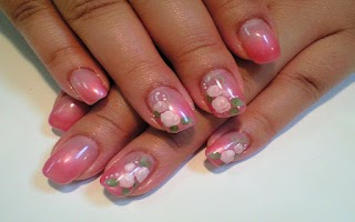 Screenshot of Nail Art Design