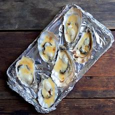 Oysters With Calvados Recipe
