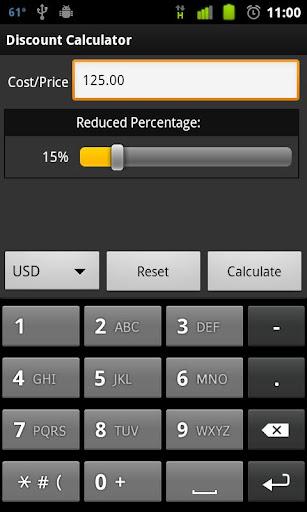 【免費財經App】Discount Calculator-APP點子