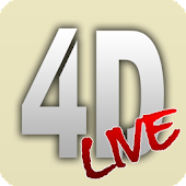 Live 4D Malaysia APK for iPhone