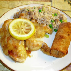 Lemon Chicken-Just Like Take out !