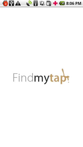 【免費生活App】Findmytap (Find my tap)-APP點子