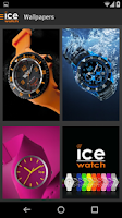 Screenshot of Ice-Watch
