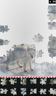 Live Jigsaws - Animal Seasons - screenshot