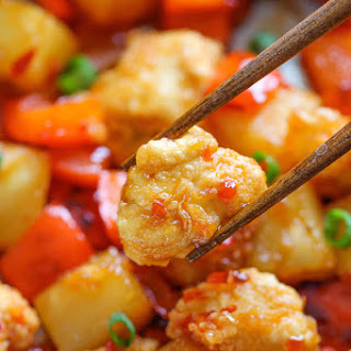 Panda Express Sweet Fire Chicken Copycat