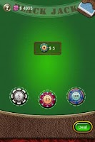 Screenshot of Blackjack 2011