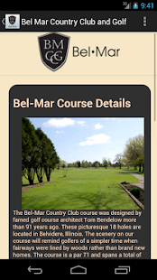 Bel Mar Country Club and Golf - screenshot