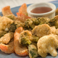 Oven Vegetable Poppers