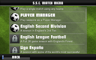 Screenshot of Super Soccer Champs