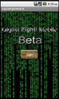 Screenshot of Digital Fight! Mobile Beta