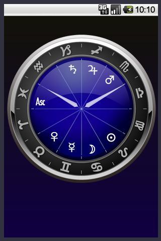 免費下載生活APP|ホロスコープ時計 HORO-CLOCK app開箱文|APP開箱王
