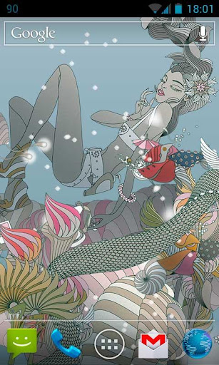 Balaika summer LWP Real Time
