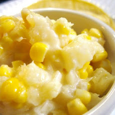 Pineapple Corn Salad