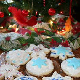 Christmas Goodies by Peggy Hogsett - Food & Drink Cooking & Baking ( christmas, cooking, baking, cookies )