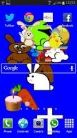 Screenshot of Easter Bunnies Attack