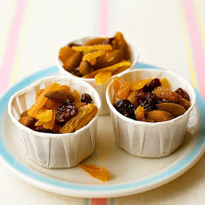 Warm Fruit-and-Nut Snack
