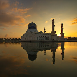 City Mosque by Adanan Sidjoh - Buildings & Architecture Places of Worship
