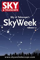Screenshot of S&T SkyWeek 1.2