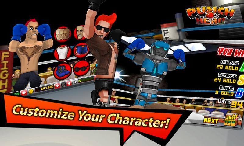 Punch-Hero 20