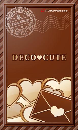 チョコレート テーマ for DECOCUTE