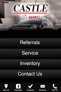 Castle Buick GMC - screenshot