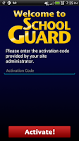 Screenshot of SchoolGuard