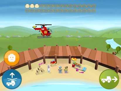 Game LEGO® Juniors Create & Cruise version 2015 APK