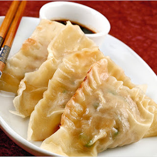 Shrimp and Pork Potstickers