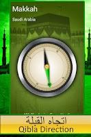 Screenshot of Prayer Times & Qibla