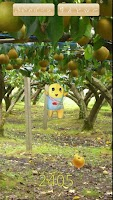Screenshot of ふなっしーキャッチ Funassyi Catch