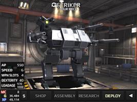 Screenshot of MetalWars3