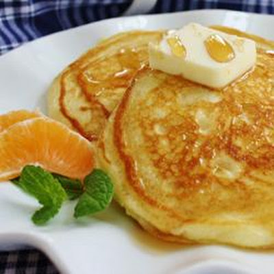 Fluffy and Delicious Pancakes