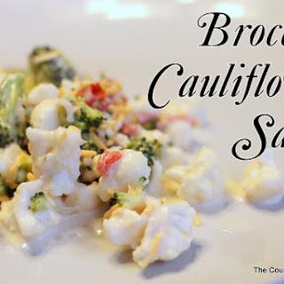 Low Fat Broccoli Cauliflower Salad Recipes