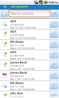 Screenshot of Contacts3 Pro