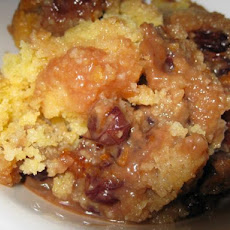 Cranberry Pudding Cake