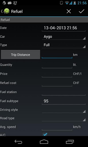 My Cars Pro Key - screenshot