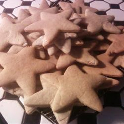 Traditional Swedish Pepparkakor