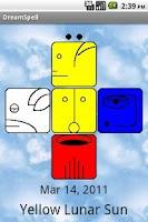 Screenshot of DreamSpell