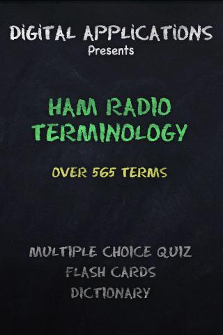 HAM RADIO TERMINOLOGY- Amateur