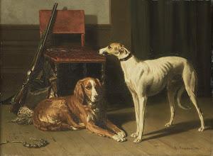 RIJKS: Conradijn Cunaeus: painting 1860