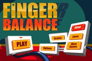 Screenshot of Finger Balance Free