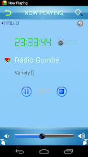 Radio Guinea Bissau - screenshot