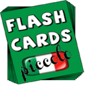 Italian Droid FlashCards free icon