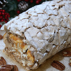 Day 9 – Toffee Pecan Roulade