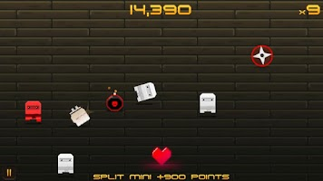 Screenshot of Fist Face Fight