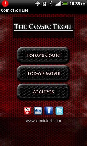 ComicTroll Comics