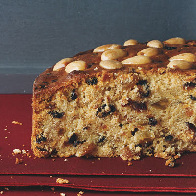 Holiday Fruit-Filled Pound Cake