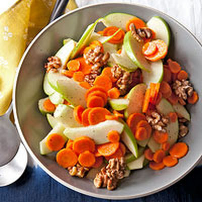 Carrot & Apple Salad
